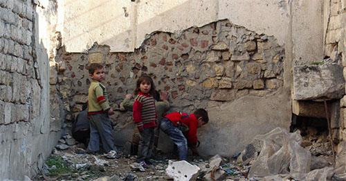 syriachildren