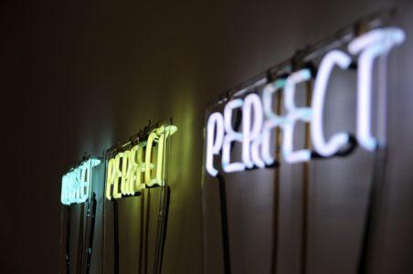 perfeksionis kristen